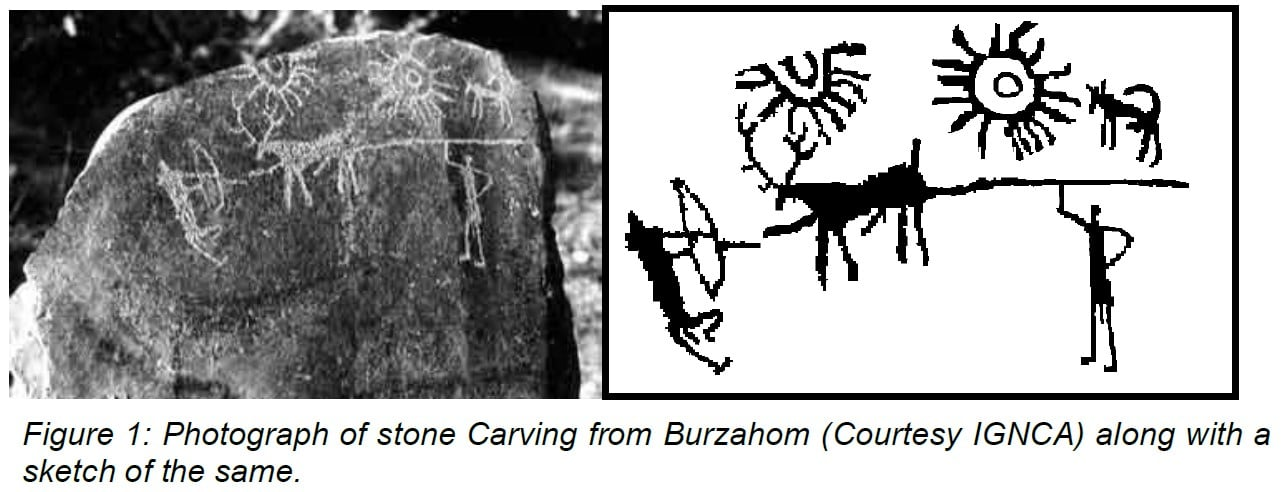 Ancient Rock Art Supernova