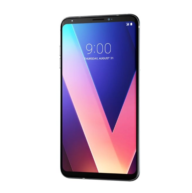 Upgraded LG V30+ α Launch At MWC