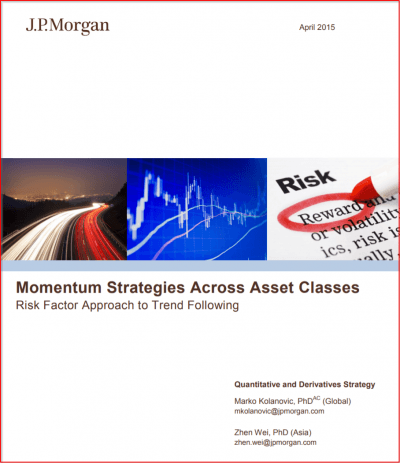Mother Of All Momentum Research Reports