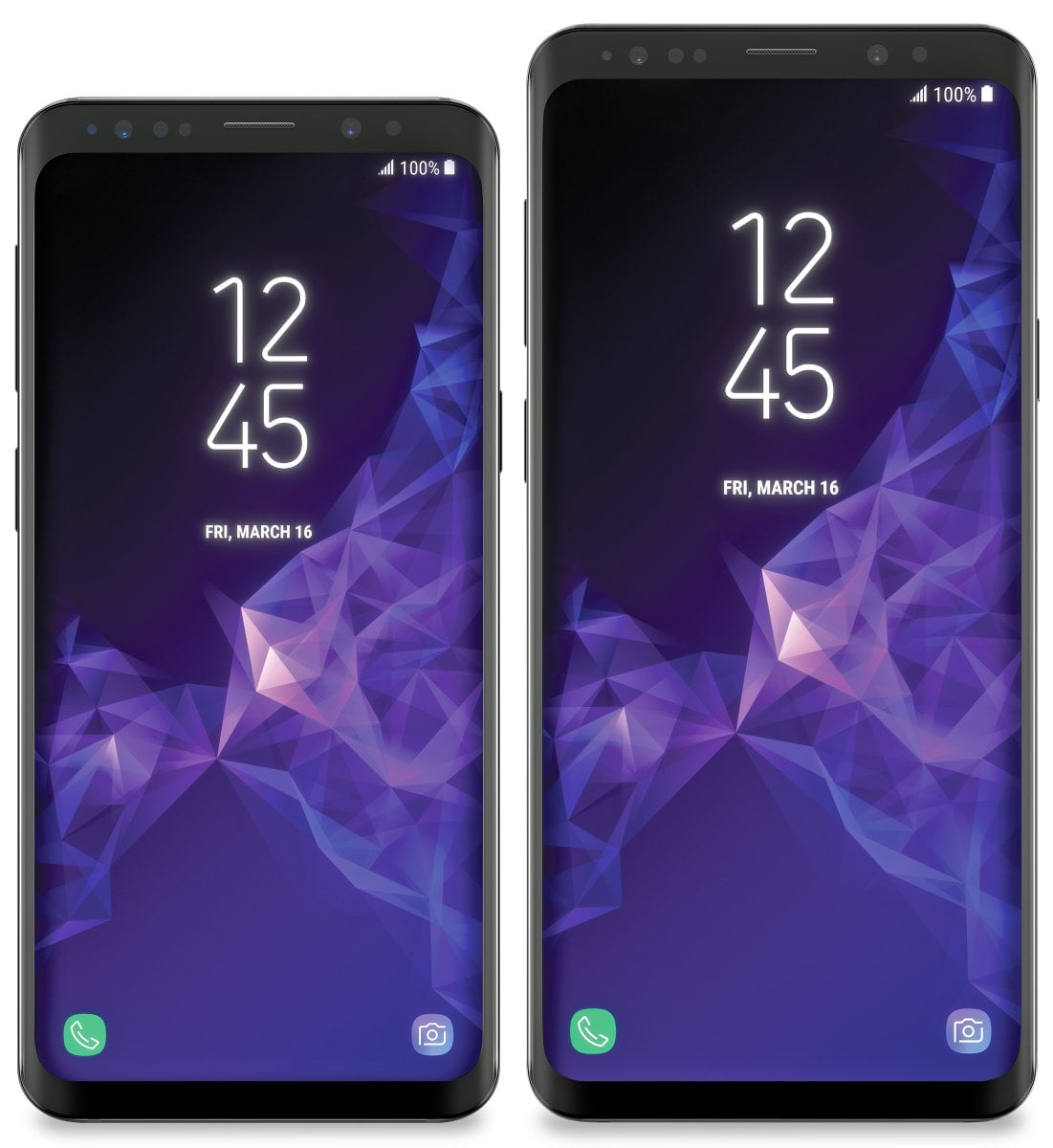 New Galaxy S9 Image Leak
