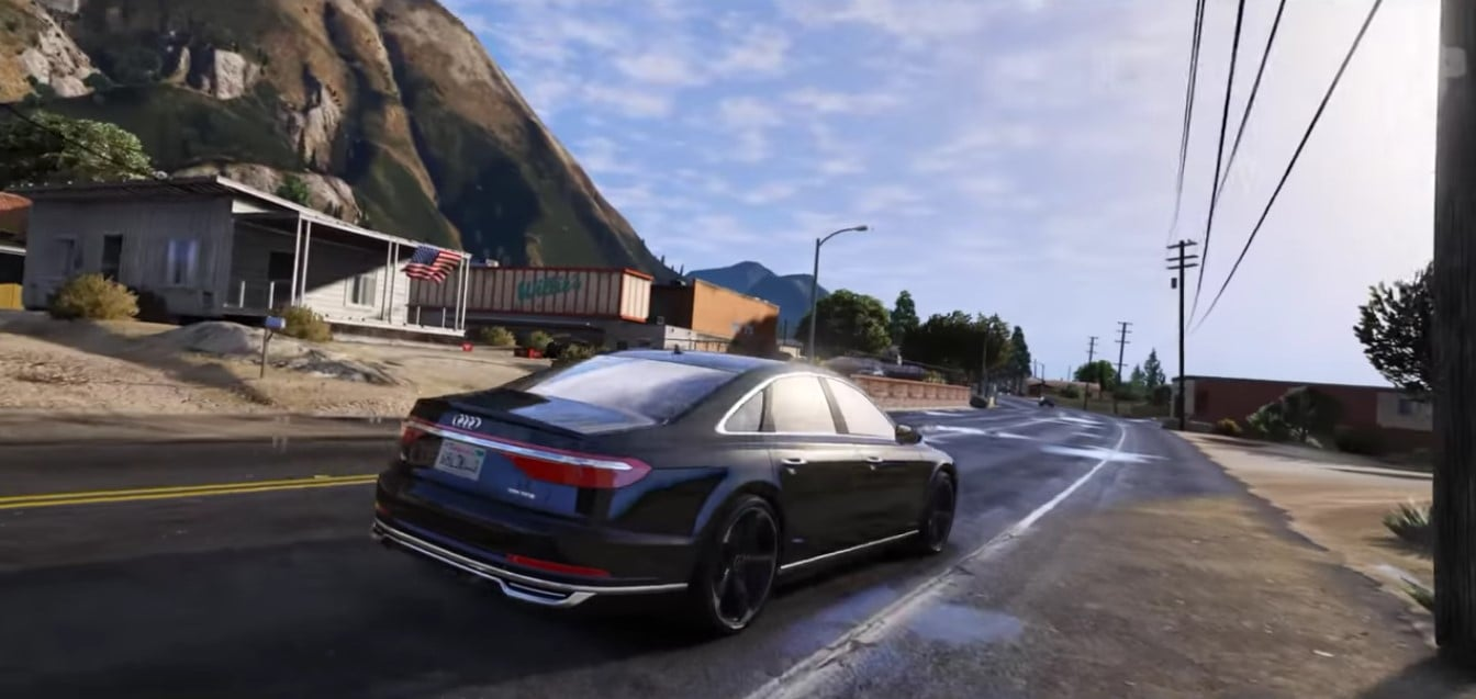 Realistic GTA 6 Graphics