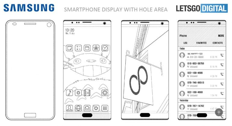 Samsung Display Concept