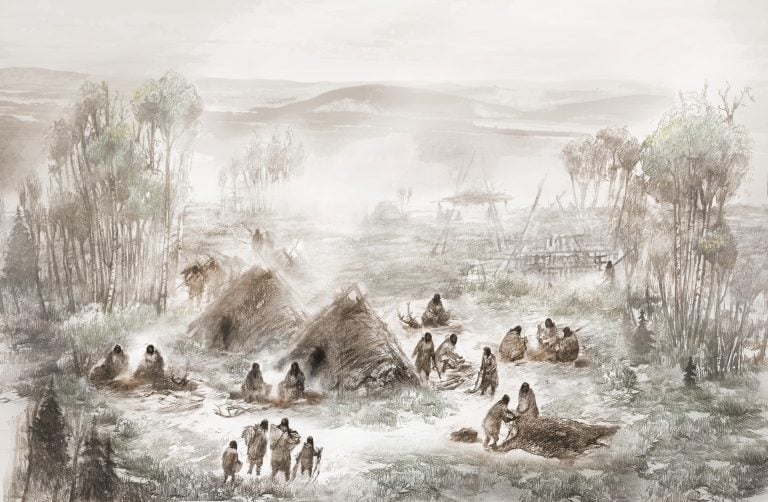 First Native Americans