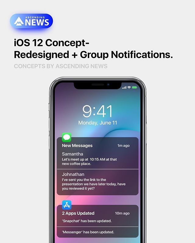 Download and install iOS 12 beta