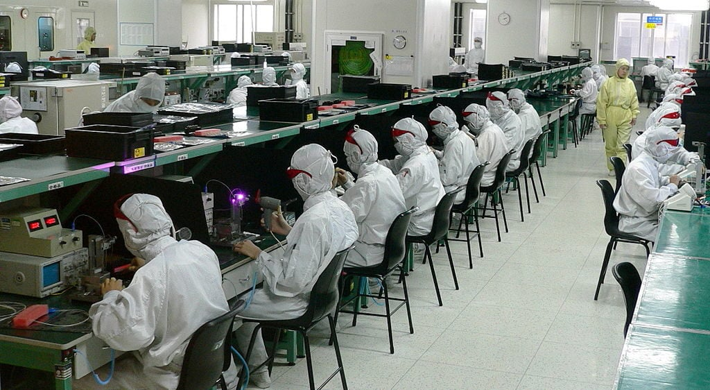 iPhone Workers