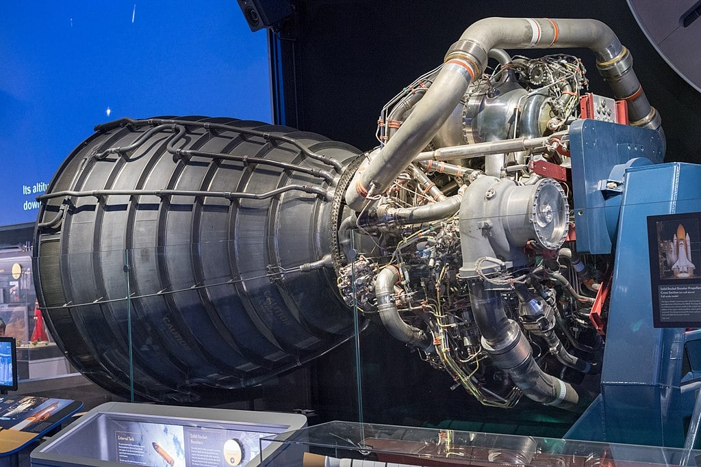 NASA Aerojet Rocketdyne RS-25 Engine