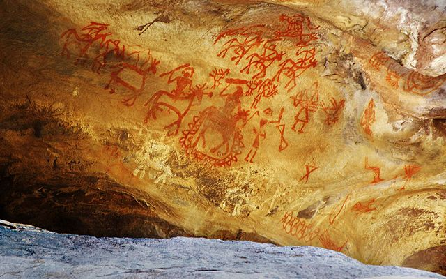 Ancient Cave Drawings