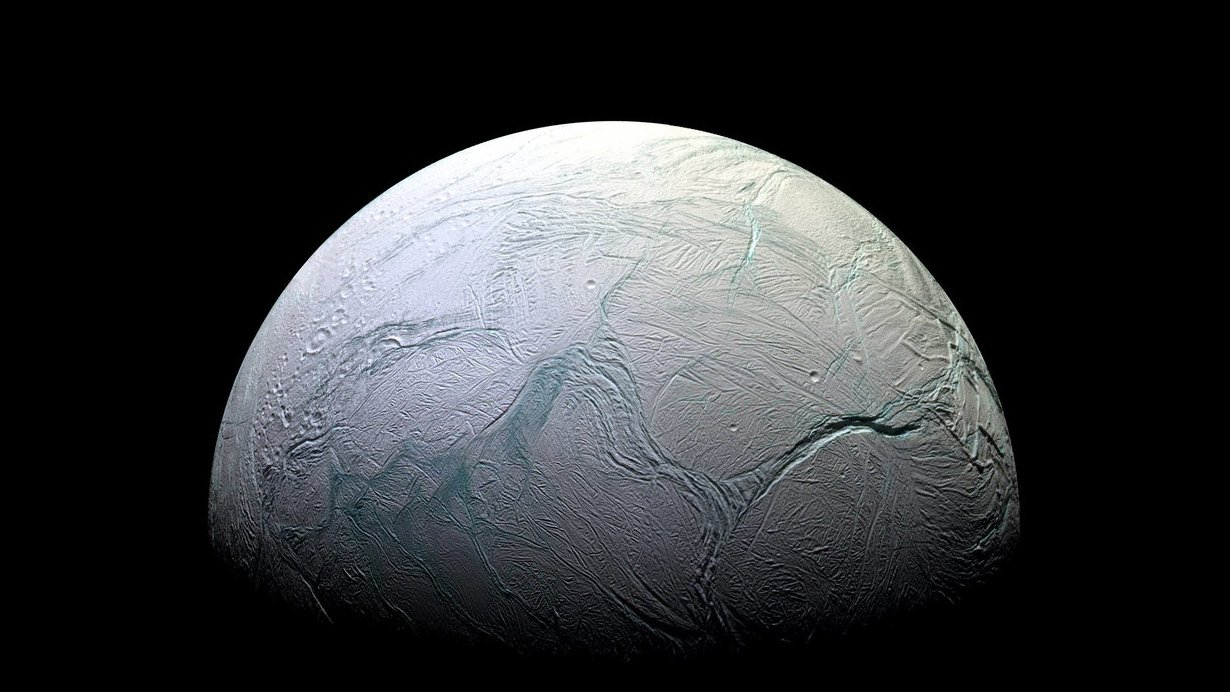 Extraterrestrial Life On Saturn's Icy Moon