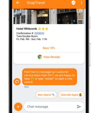 Businesses Can Now Use Google To Send RCS Texts To Android Users