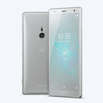 Sony Unveils Xperia XZ2 And XZ2 Compact