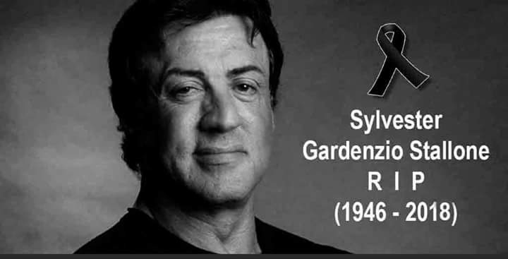 Is Sylvester Stallone Dead