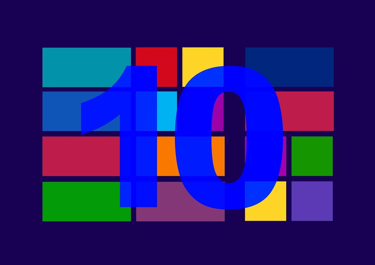 microsoft windows 10 overtook windows 7