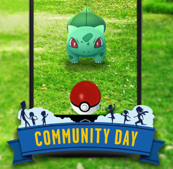 Next Pokemon Go Community Day Announced, To Feature Bulbasaur