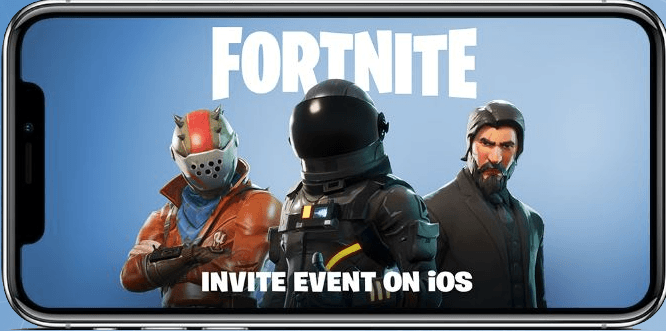 Fortnite, Epic Games, Fortnite mobile version