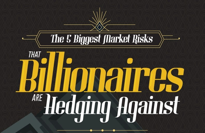 Market Risks That Billionaires Are Hedging Against F