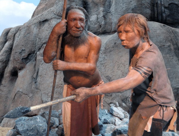Neanderthals and Denisovans Lived Together
