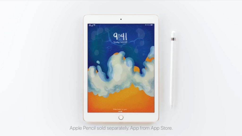New iPad With Pencil For Discounted Price