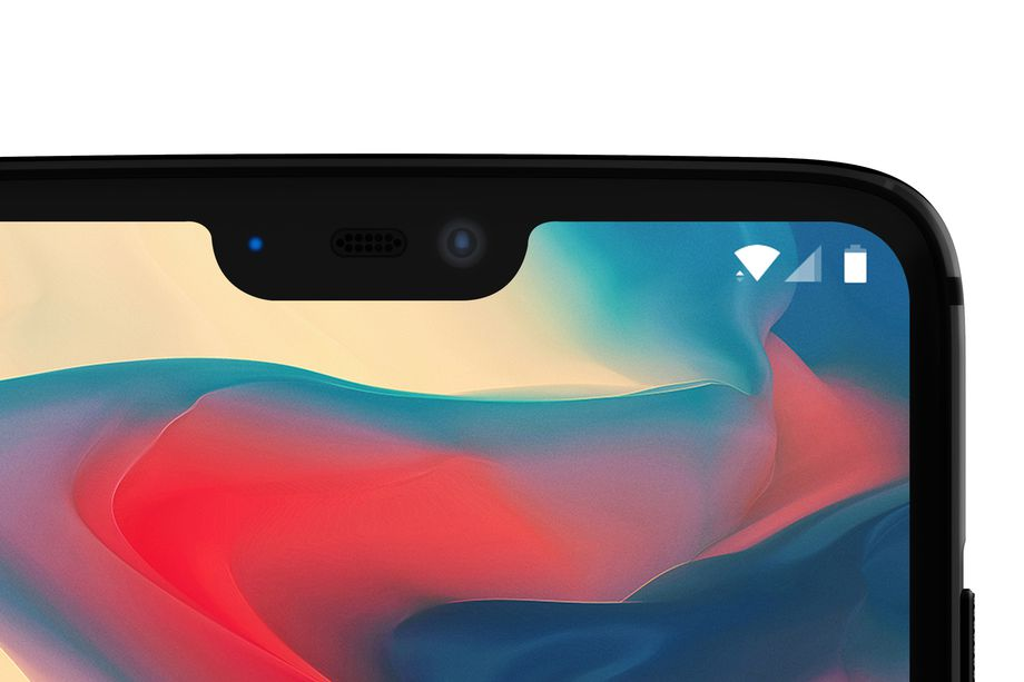 OnePlus 6 Notch