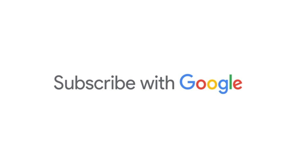 Subscribe With Google