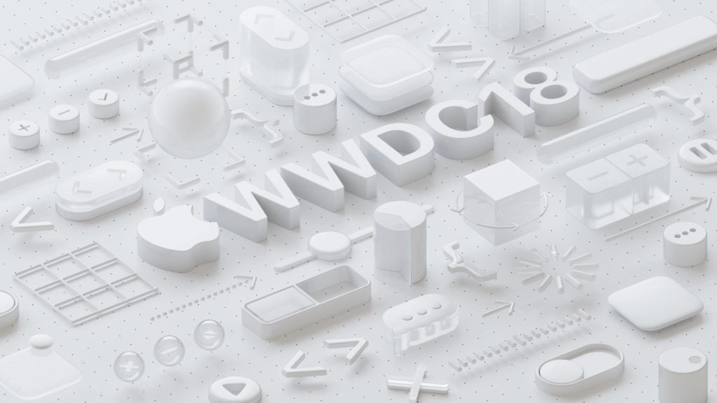 WWDC 2018 iOS 12, tvOS 12, watchOS 5, and macOS 10.14