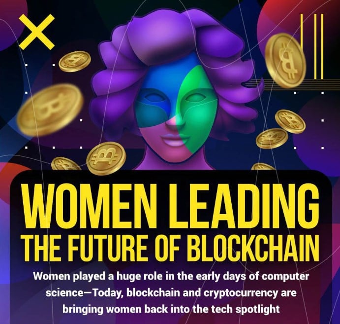 Women In Cryptocurrency And Blockchain