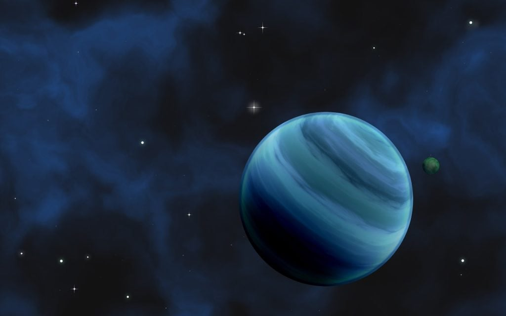 Exoplanets Rich in Water