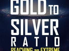 Gold to Silver Ratio Reaching an Extreme