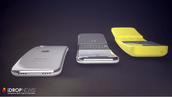 Apple Curved iPhone Concept 2