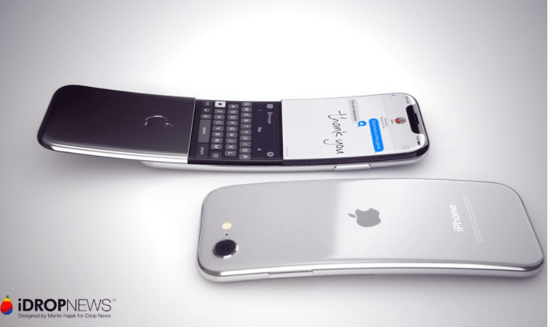 Apple Curved iPhone Concept