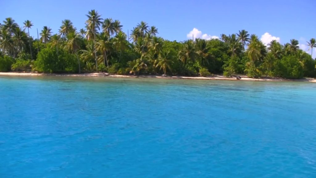 Coral Atoll Islands