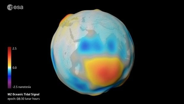 Earth's Second Magnetic Field