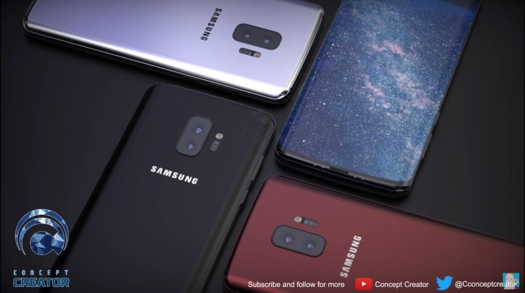 Galaxy S10 Plus Features