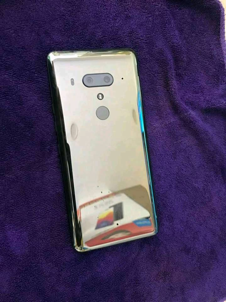 HTC U12 Real Images Reportedly Posted [LEAKS]