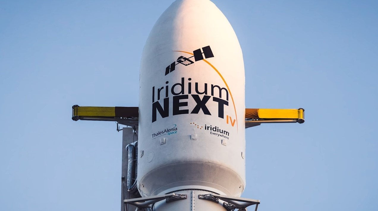 SpaceX To Launch New Iridium Next Satellites In May