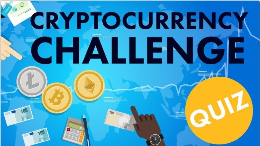 Cryptocurrency Challenge - A Quiz Testing Your Knowledge