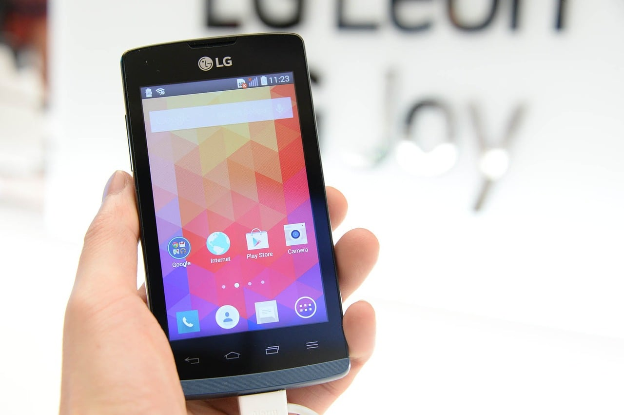 LG, Andorid Oreo, LG Software Upgrade Center'
