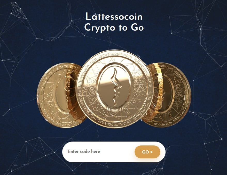 Lattesso Blockchain Loyalty Program