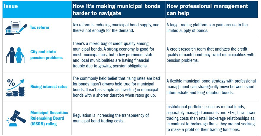Municipal Bond Market
