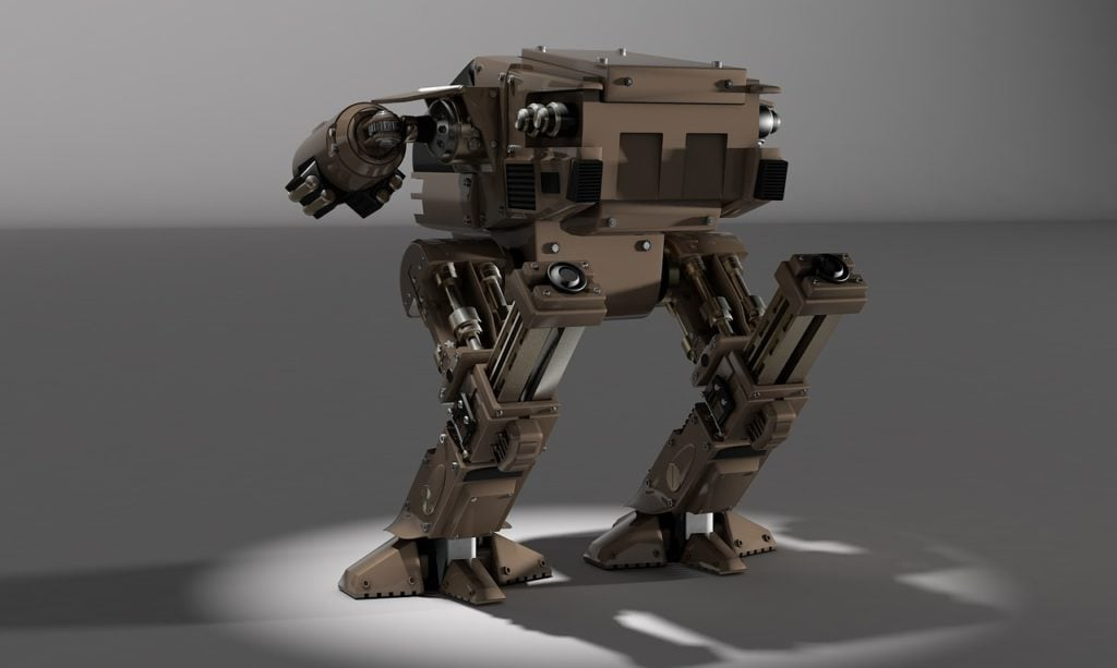 Killer Robots South Korea