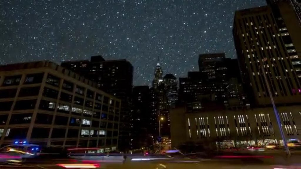 This Is How New York City's Sky Will Look Like Without All The Pollution