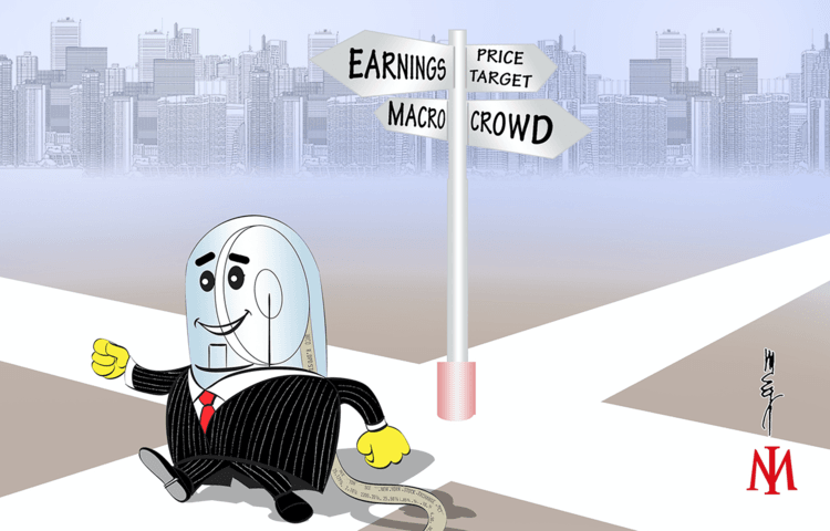 Stock Prices Earnings