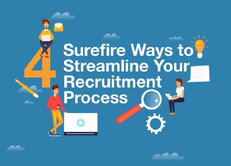 4 Surefire Ways to Streamline Your Recruitment Process