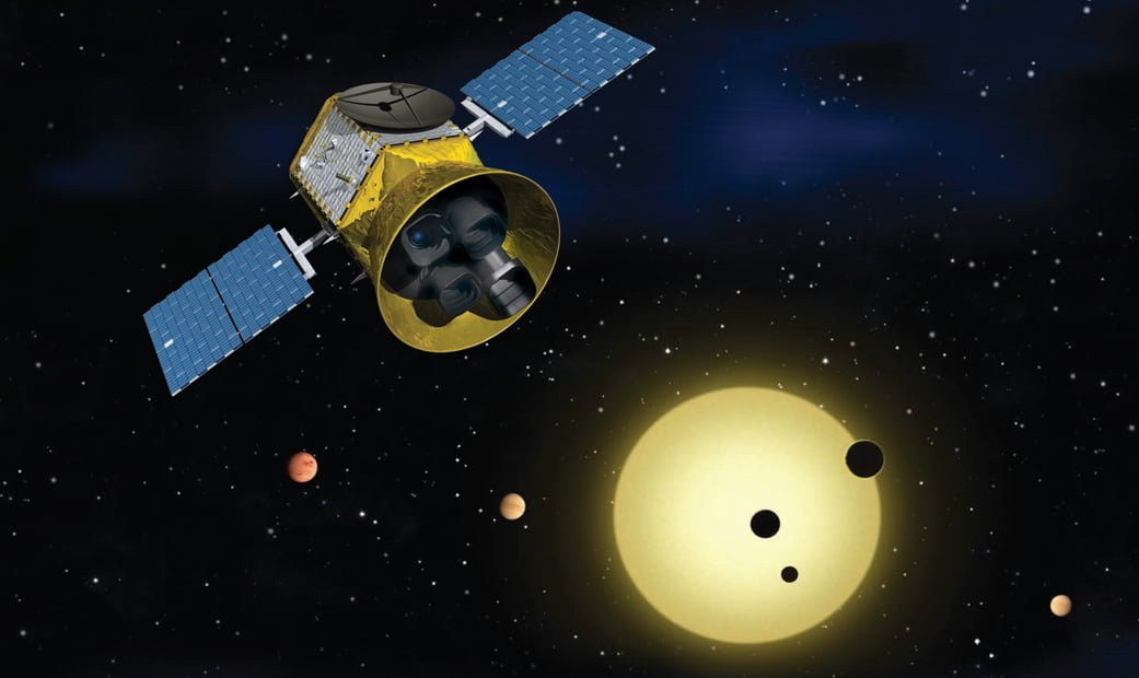 NASA's Planet Hunting Satellite New World
