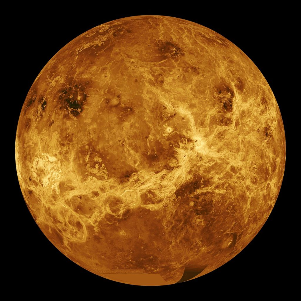 Atmosphere Of Venus