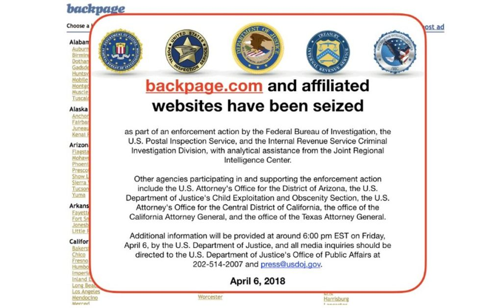 backpage.com fbi sex trafficking