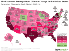 The Impact Of Climate Change By State: FL Beats Out Both TX And CA!