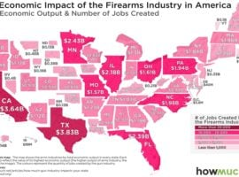 The Gun Industry By State: Some Surprising Stats