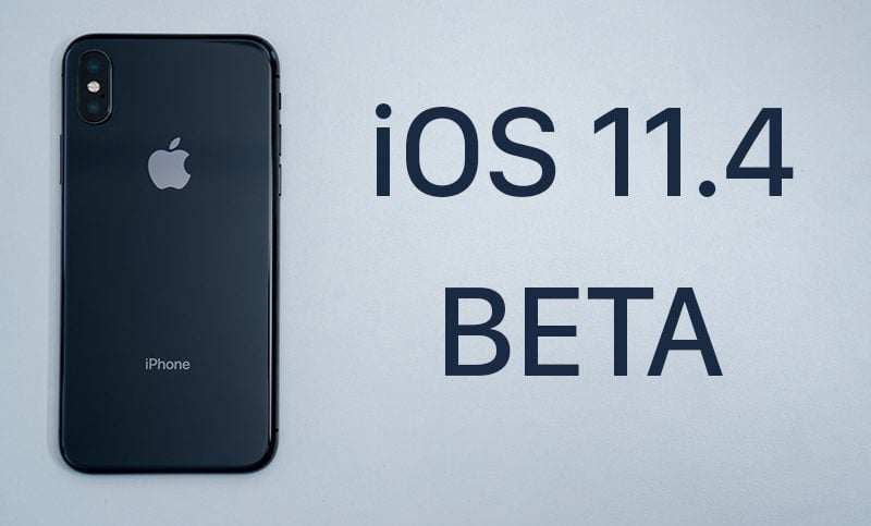 iOS 11.4 Beta 1 Download