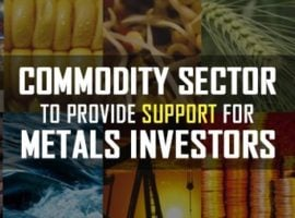 Commodity Sector to Provide Support for Metals Investors