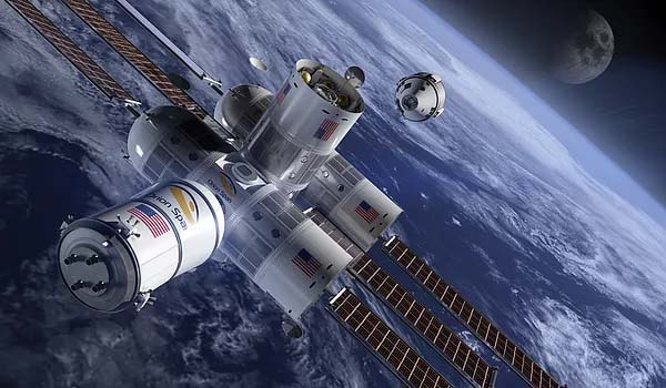 Luxury Space Hotel